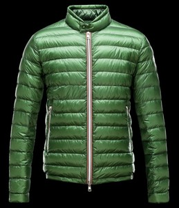 DG2178 Moncler Rigel Padded Jacket Mens Olive Green [ff55]