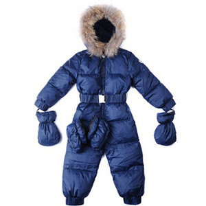 DG9548 Kids Moncler Clothing Fall Winter med Navy BlĂĄ [dbc6]